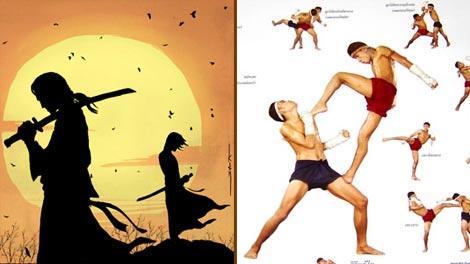 La differenza tra Arte Marziale e Sport da Combattimento