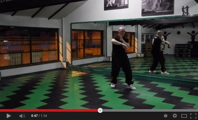 Chum Kiu - La seconda forma del Wing Chun