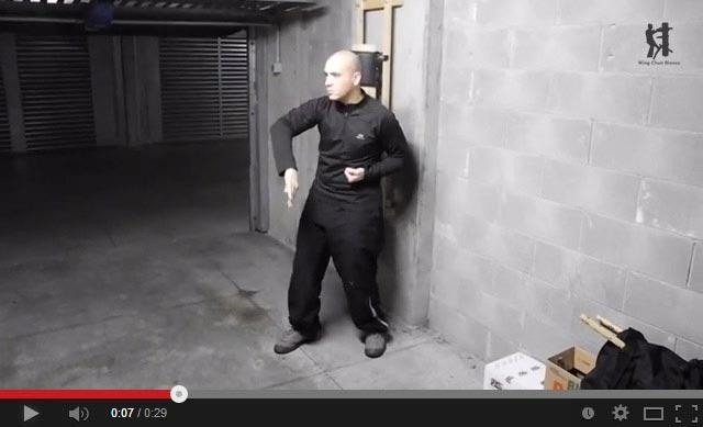 I 4 cancelli del Wing Chun