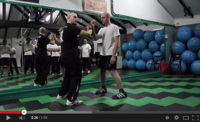 La Struttura e la Pressione nel Wing Chun