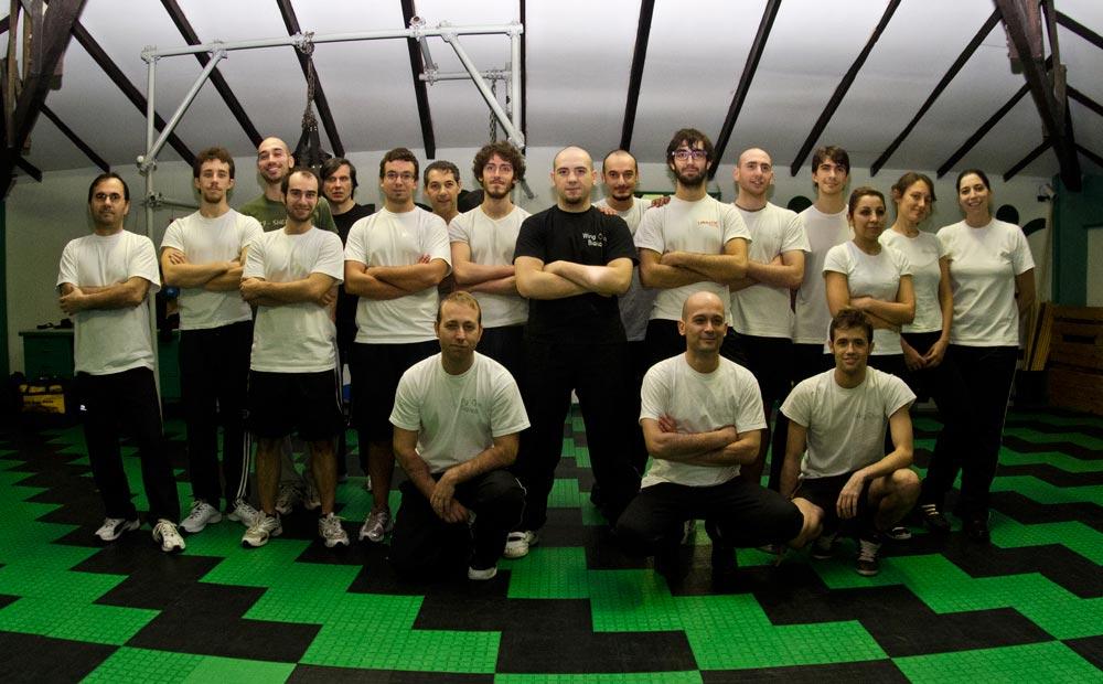 Obiettivo: il miglior corso di Wing Chun a Torino