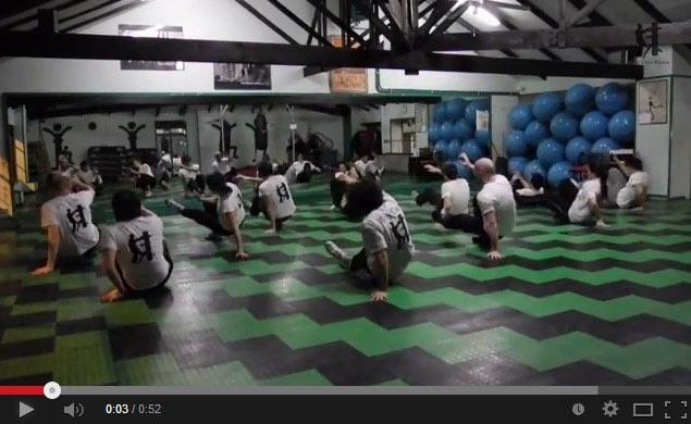 Wing Chun a terra, come risalire?
