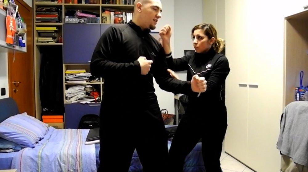 Il Wing Chun come sistema di autodifesa per le donne