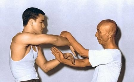 Chi Sao Ip Man Bruce Lee